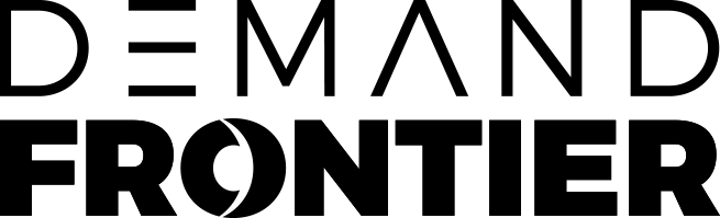 Demand Frontier Logo Black